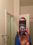 Brian Penny Versability Anonymous iPhone Selfie