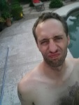 Brian Penny versability whistleblower shirtless pool