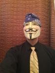 Brian Penny versability whistleblower yellow tie blue bandana