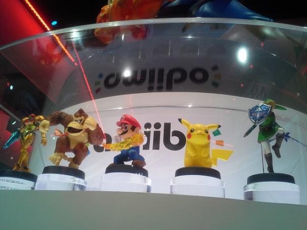 Nintendo smash bros wiiU E3 LA