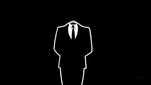 Versability Anonymous Black Fax
