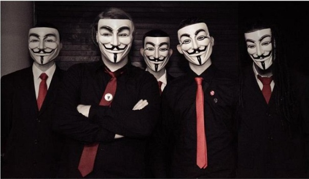 Versability Anonymous Group Masks
