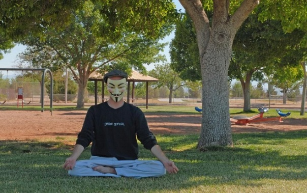 Versability Brian Penny 2013 Meditation Park Anonymous