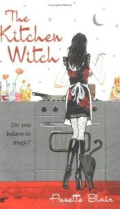 Great Book Recommendation Kitchen Witch