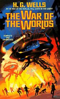 Classc Novels War of the World