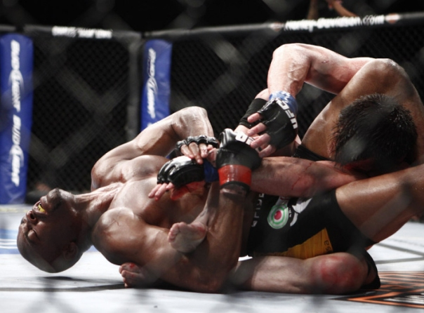 Anderson Silva Best MMA Fighter Versability