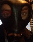 Brian Penny Gas Mask