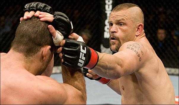 Chuck Liddell Best UFC Fighter