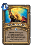Eye for an Eye Hearthstone Paladin Deck