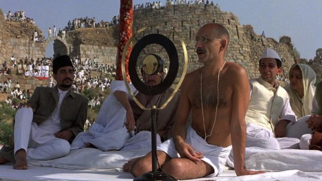 Gandhi 1982 Best Movies Ever Versability