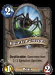 Haunted Creeper Best Heartstone Paladdin Deck Build