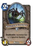 Haunted Creeper Best Heartstone Paladdin Deck Build