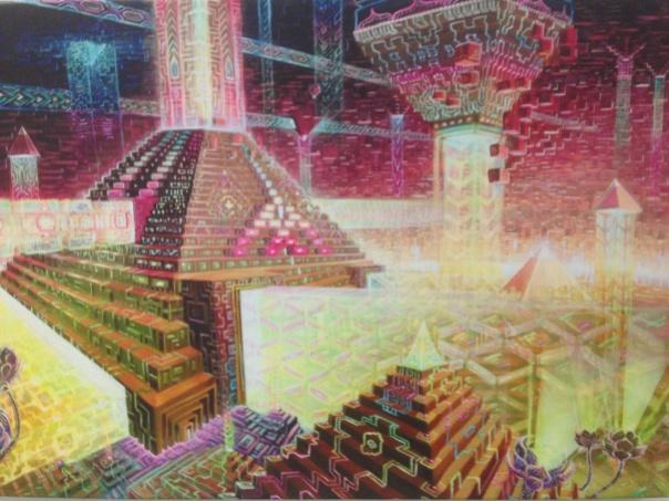 High Times 2014 Denver Cannabis Cup DMT Art Gallery Versability