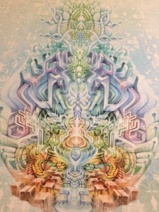 High Times 2014 Denver Cannabis Cup DMT Art Gallery Versability1