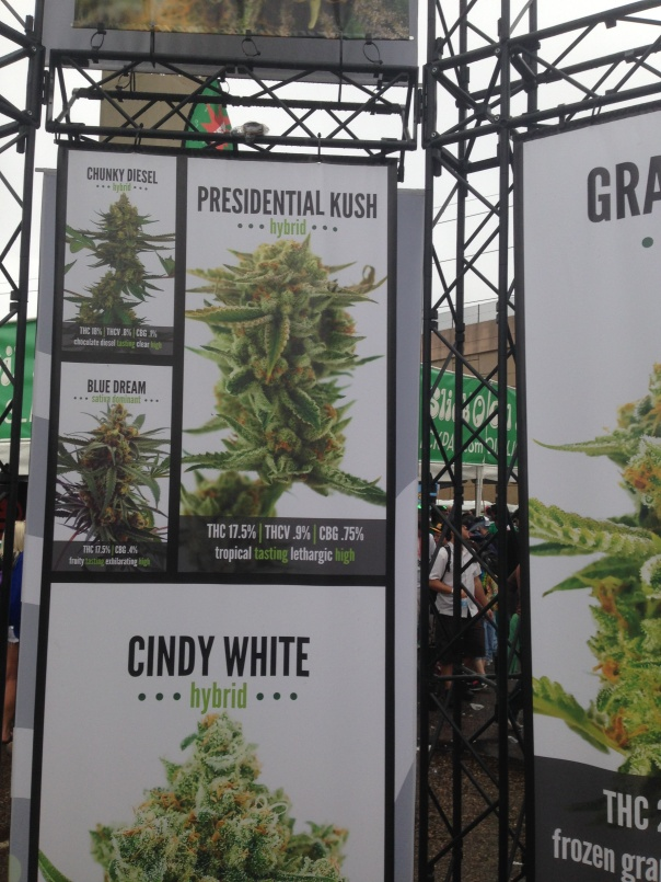 High Times 2014 Denver Cannabis Cup Kush Banners Versability