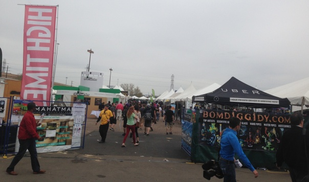 High Times Denver Cannabis Cup 2014 Versability