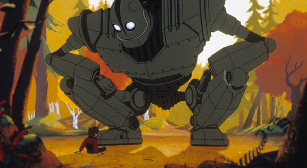 Iron Giant Best Movie Ever Versability
