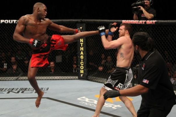 Jon Jones Best MMA Fighter Versability