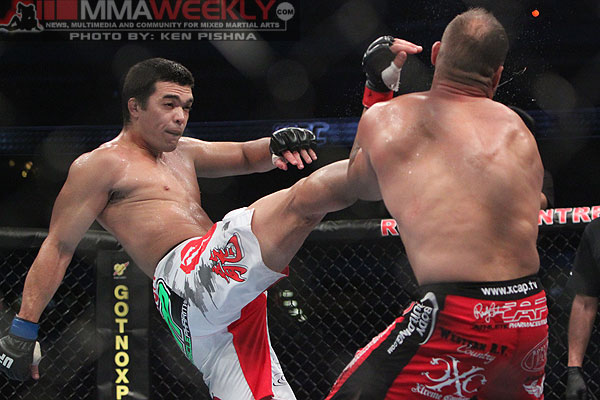 Machida Kick Best UFC Fighter Versabliity