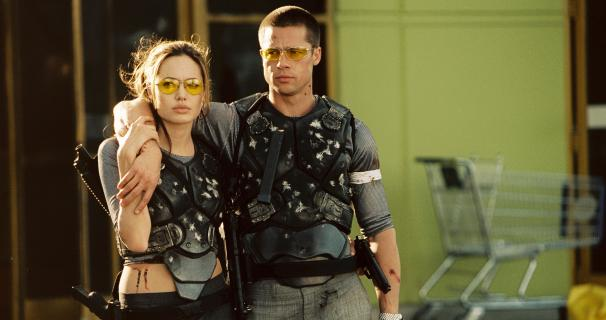 Mr and Mrs Smith Best Movies Ever