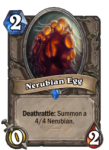 Nerubian Egg Hearthstone Palladin Deck Hero Build