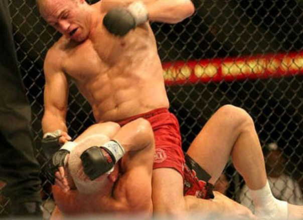 Randy Couture Best Cage Fighter Versability