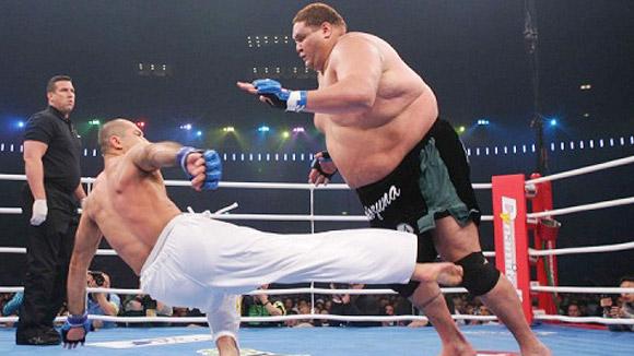 Royce Gracie Best MMA Fighter Versability