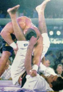 Royce Gracie Best UFC Fighter Versability