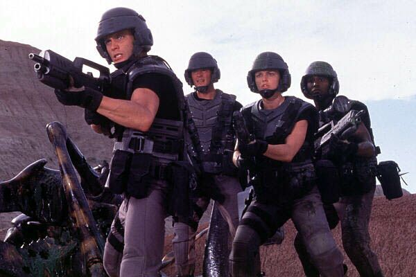 Starship Troopers Best Movies Ever